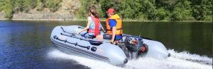 надувные лодки, назначение и особенности конструкции