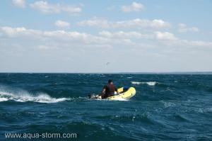 ремонт лодок ПВХ, быстрая помощь в походе